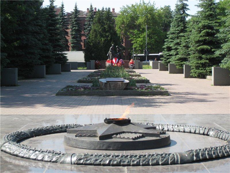 Мемориал ВОВ Клин
