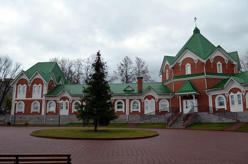 Музей елочной игрушки Клинское подворье
