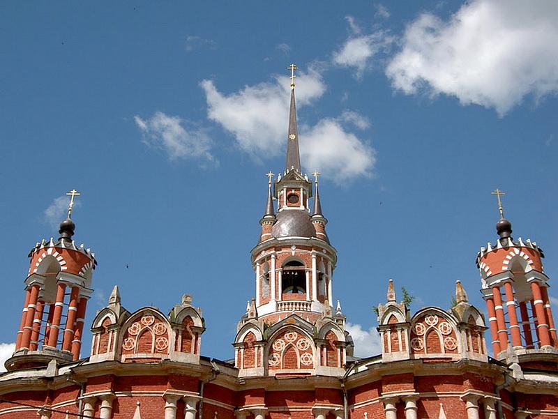 Ново-никольский собор Можайск