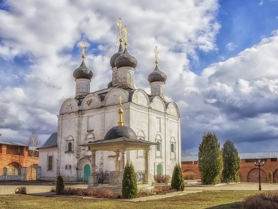 Никольский собор Зарайск