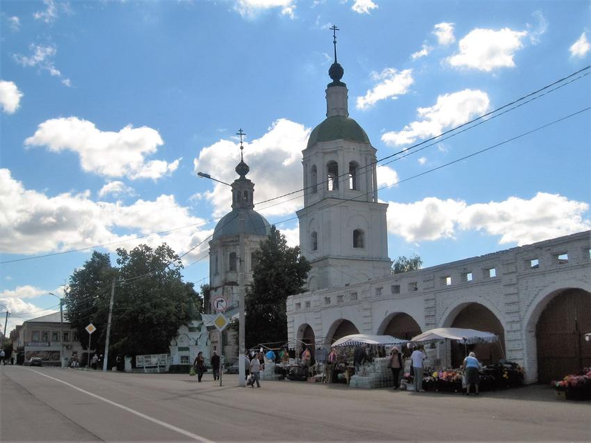 Троицкая церковь Зарайск