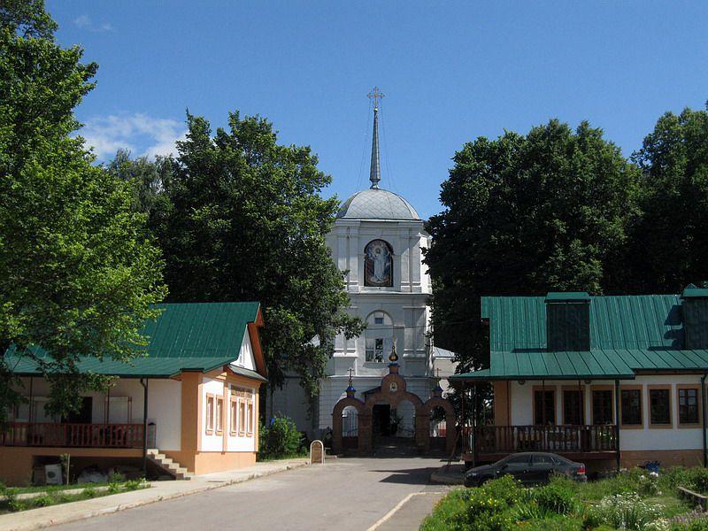 Успенская церковь Клин