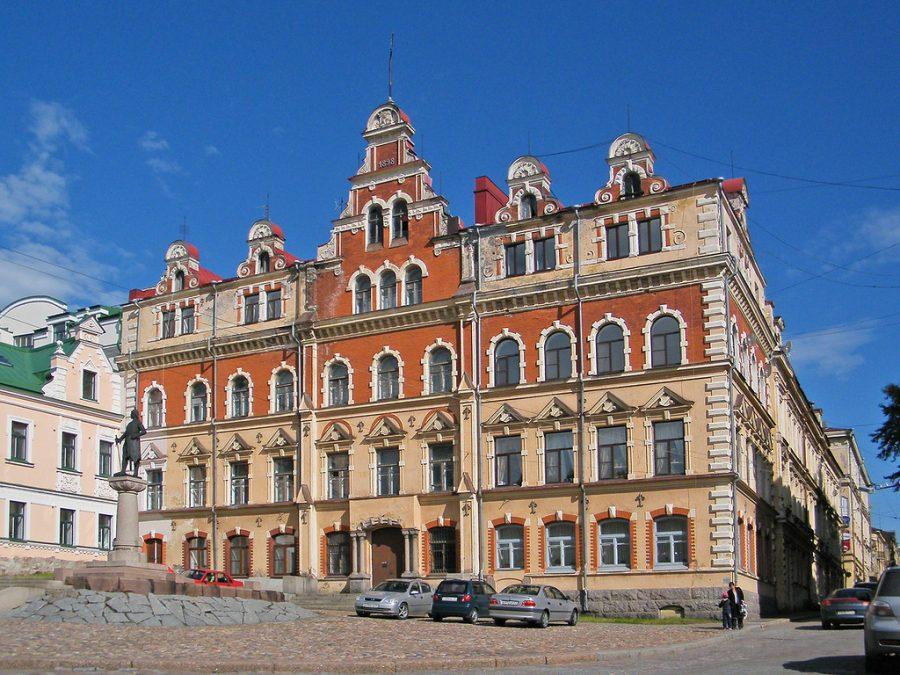 Выборгская ратуша