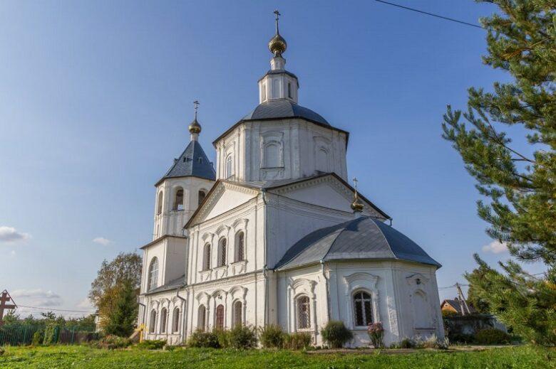 Богоявленский собор Верея