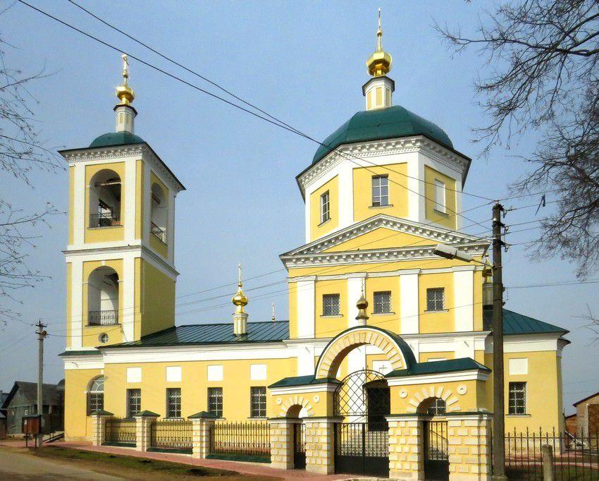 Церковь Константина и Елены Верея