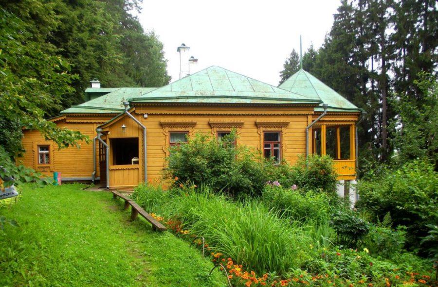 Дом-музей Пришвина Дунино