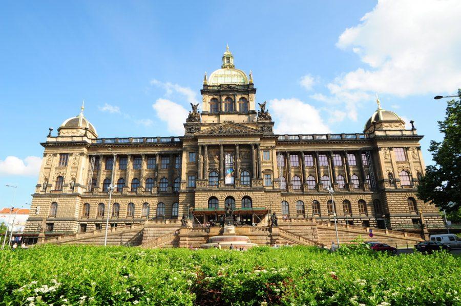 Национальный музей Прага
