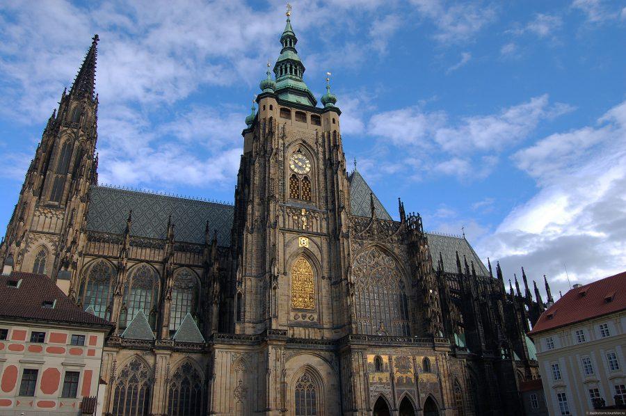Собор Святого Витте в Праге