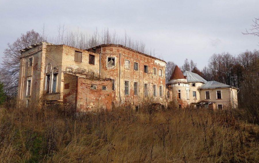 Усадьба Ивановское-Козловское