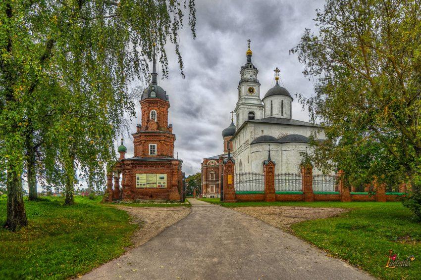 Волоколамский храм