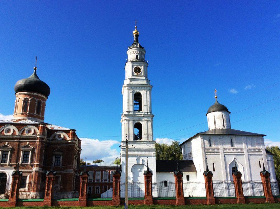 Воскресенский собор Волоколамск