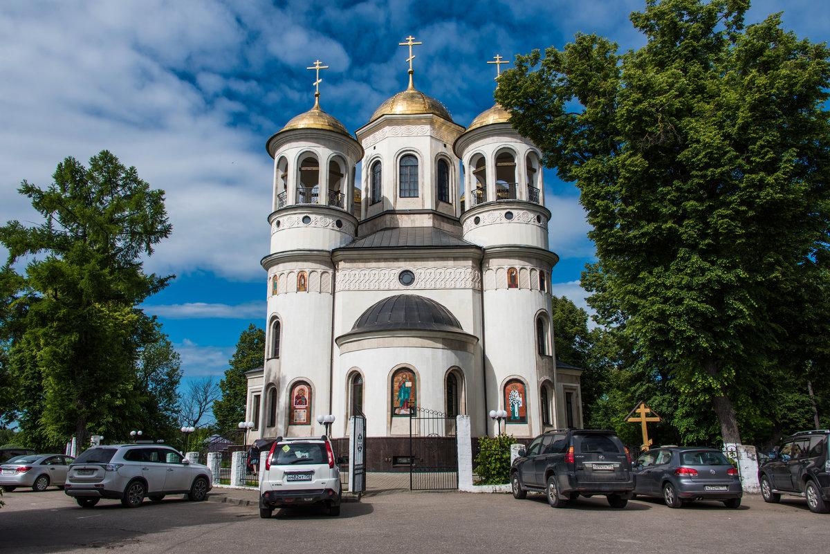 Вознесенский храм Звенигород