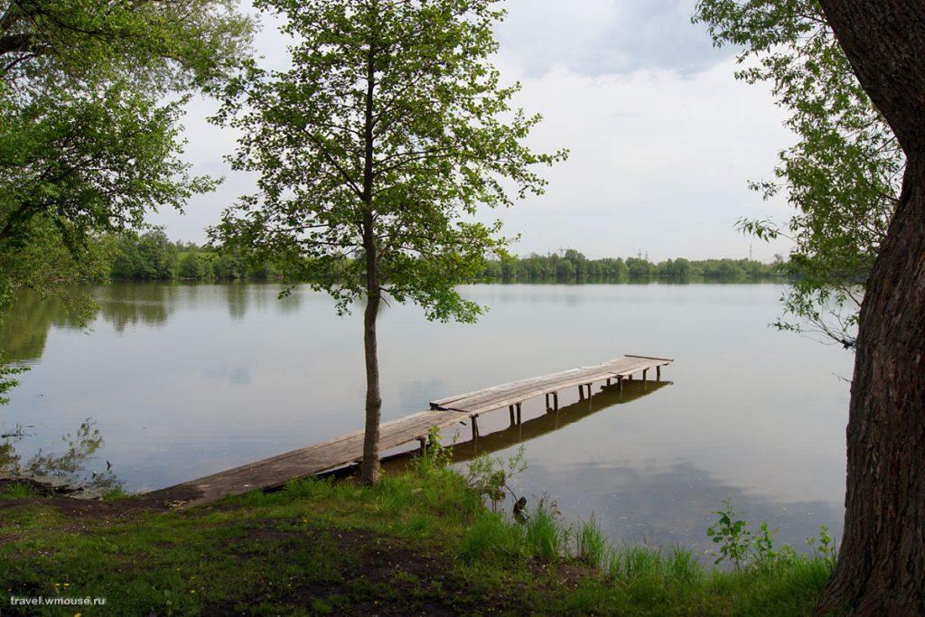 Данилищенское озеро Заозерье