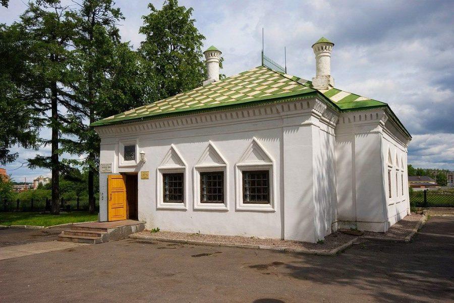 Дом-музей Петра I Вологда