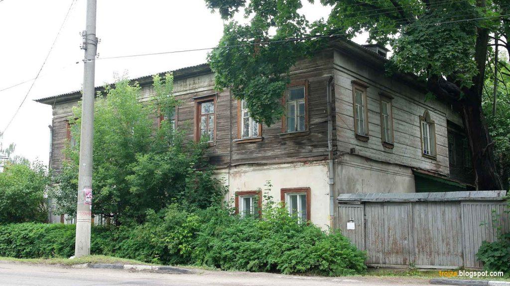 Дом Щепетильникова
