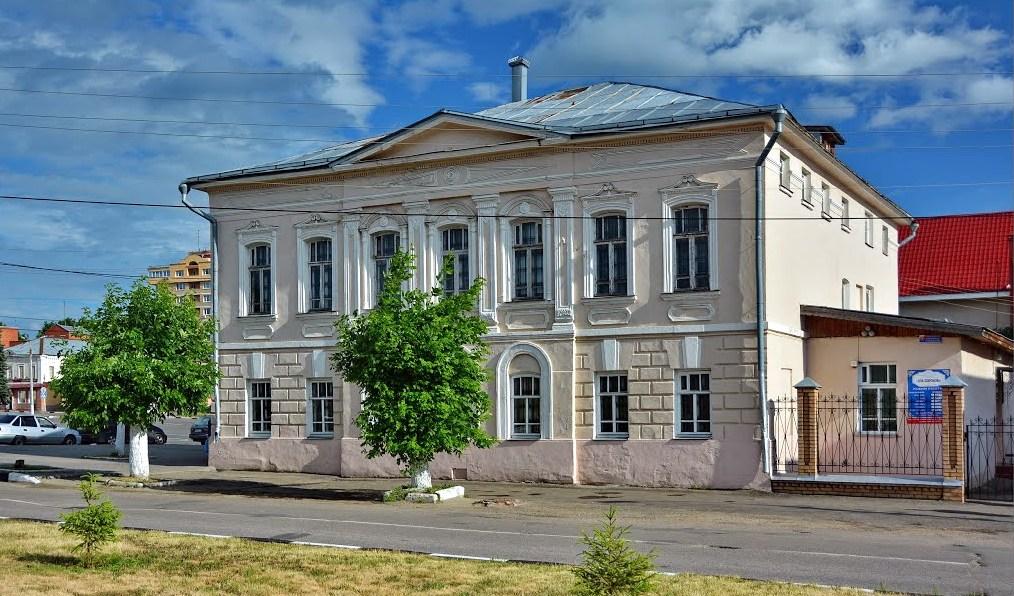 Дом Широкова Павловский Посад