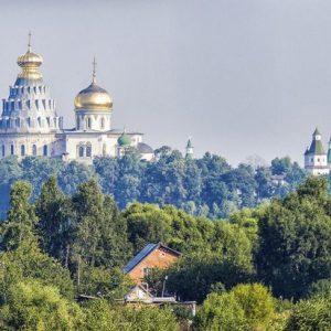 Достопримечательности Истры: Новоиерусалимский монастырь