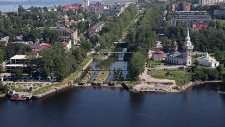 Достопримечательности Шлиссельбурга: крепость Орешек, Нева, Ладога и каналы