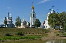Достопримечательности Вологды: деревянное зодчество и кружева