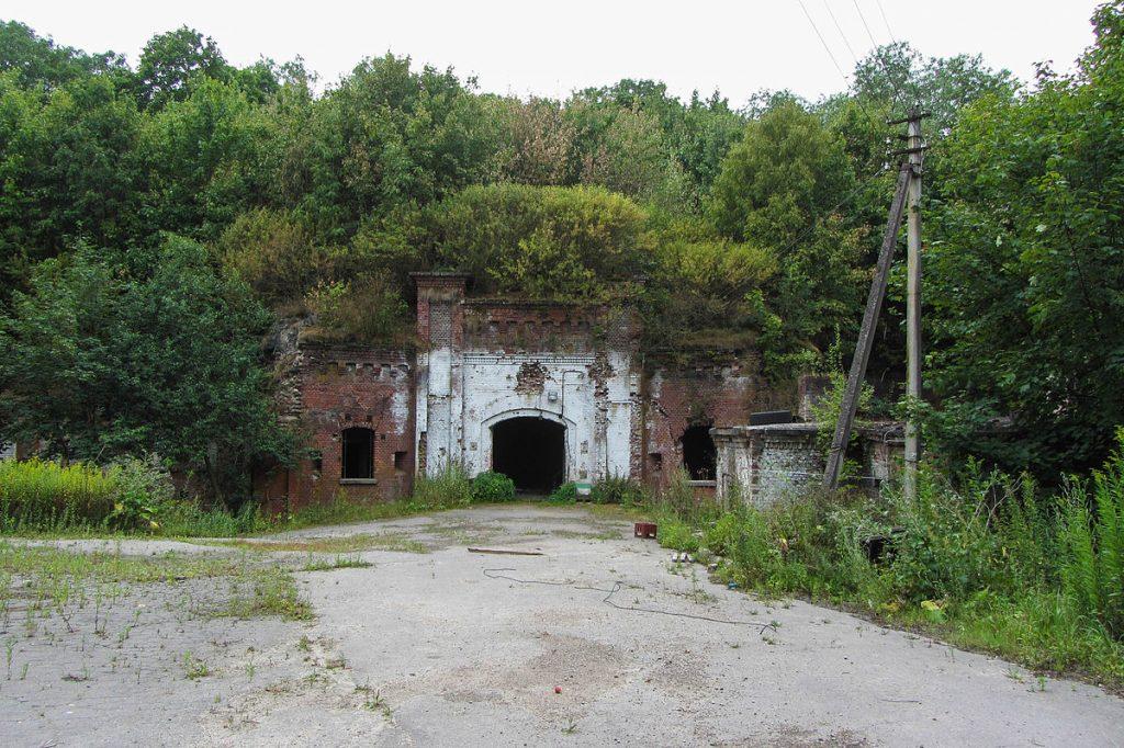 Форт №8 Король Фридрих IV