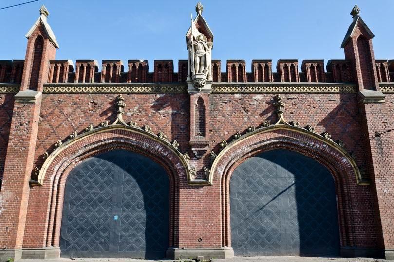 Фридланские ворота