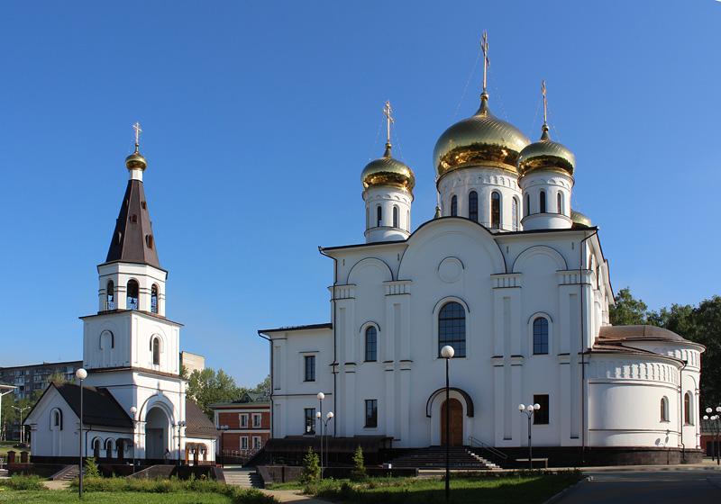 Храм Афанасия и Феодосия Череповецких
