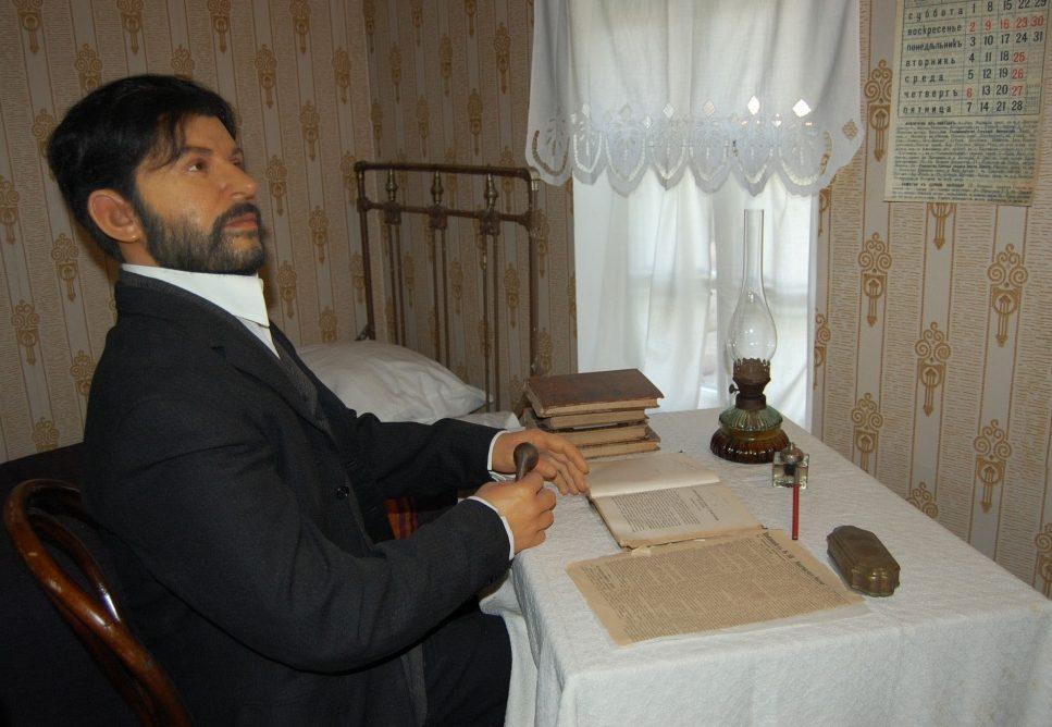 Музей Вологодская ссылка И. Джугашвили