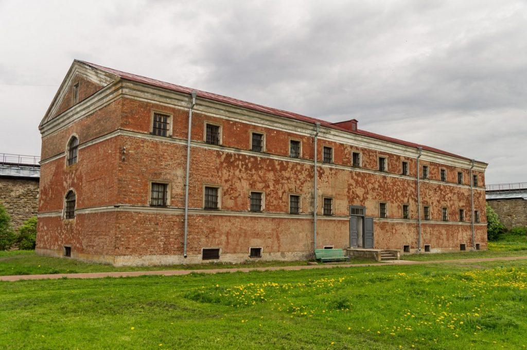 Новая тюрьма Шлиссельбург