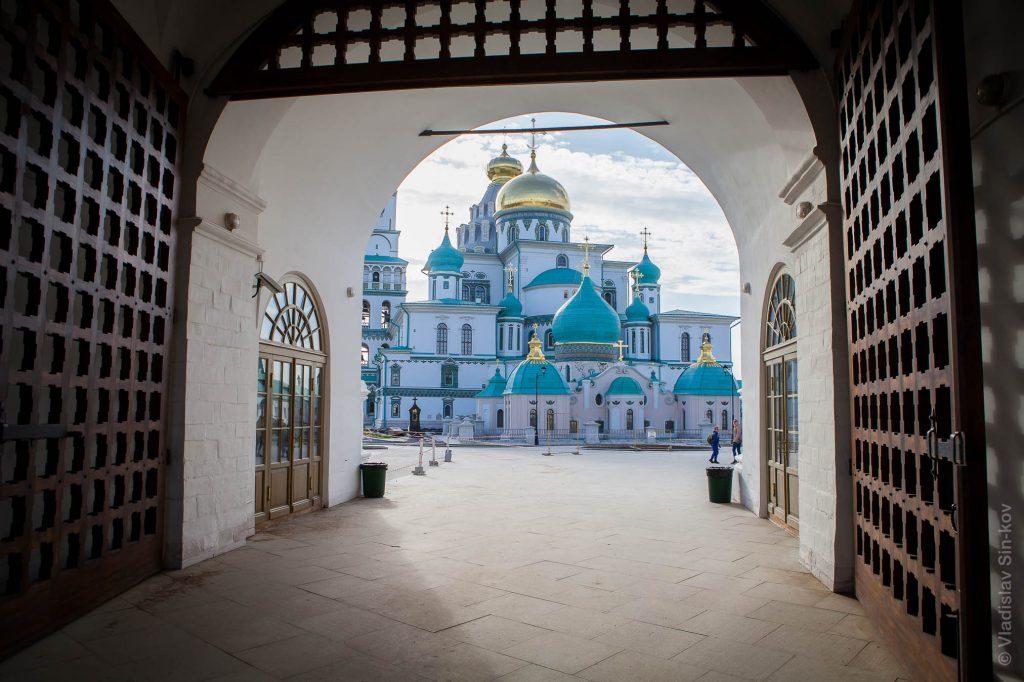 Ново-Иерусалимский мужской монастырь