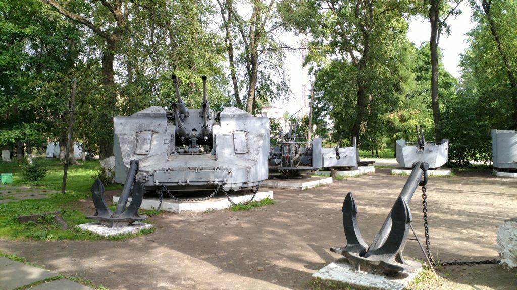 парк Победы Шлиссельбург