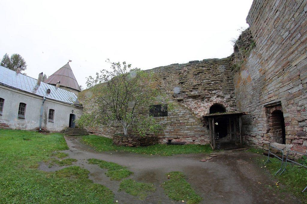 Шлиссельбург место казни