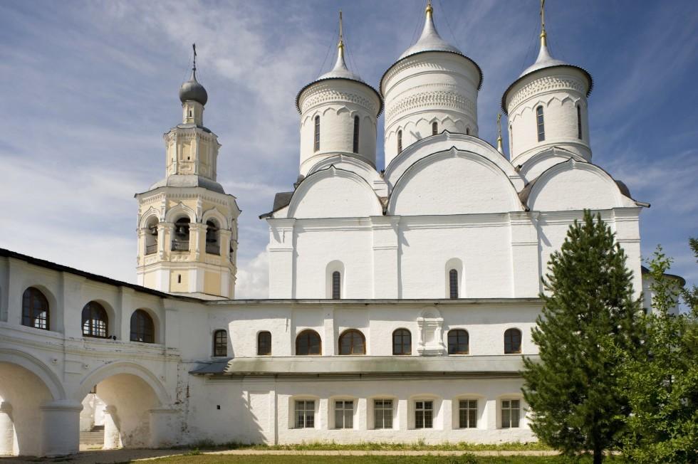 Смоленский собор Спасо-Прилуцкий монастырь