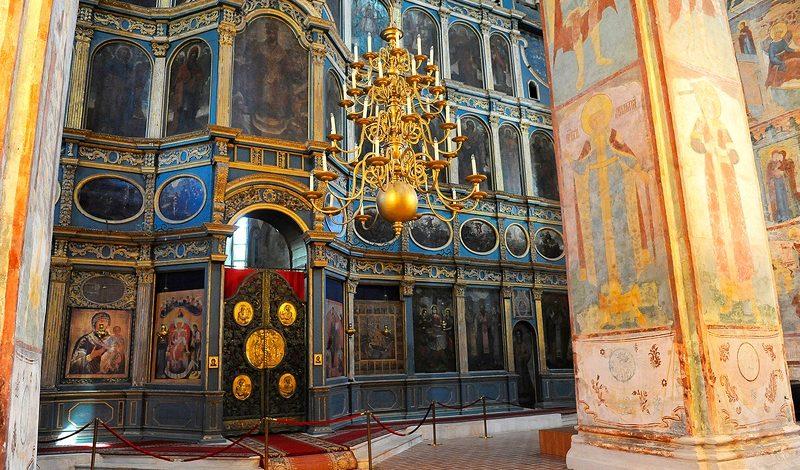 Софийский собор Вологда