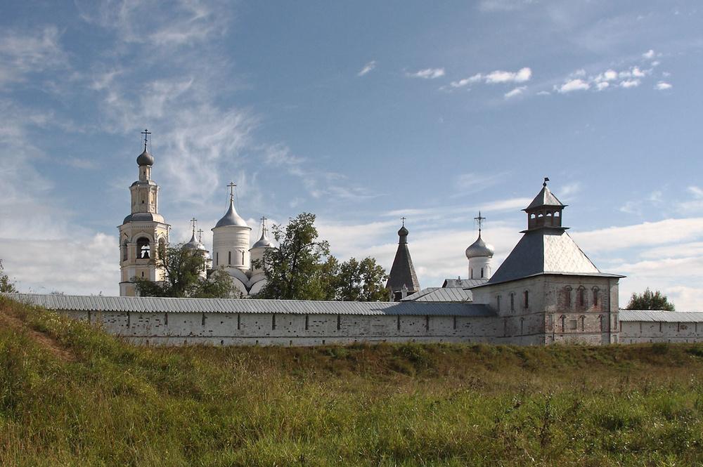 Спасо-Прилуцкий монастырь Вологда