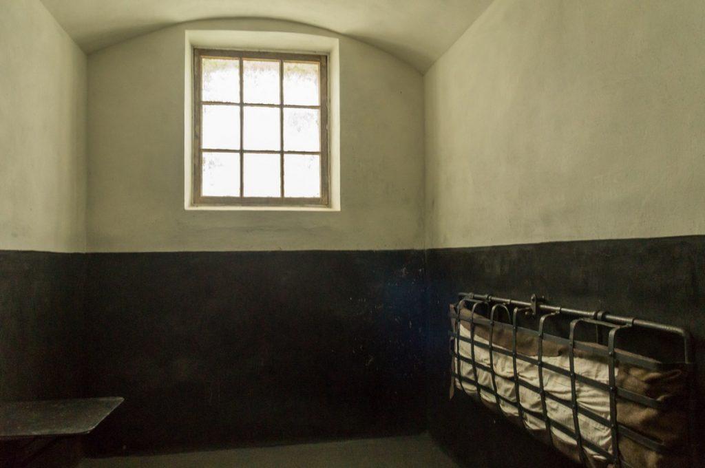 Камера Шлиссельбургской тюрьмы
