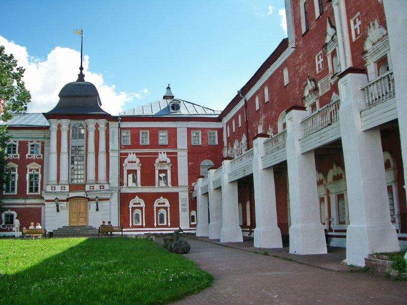 Вологодский музей-заповедник