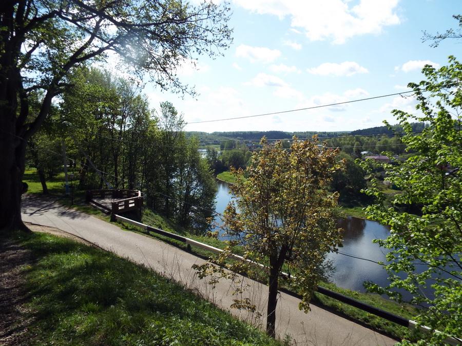 парк Городок Руза
