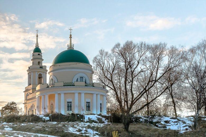 Церковь Архангела Михаила село Архангельское