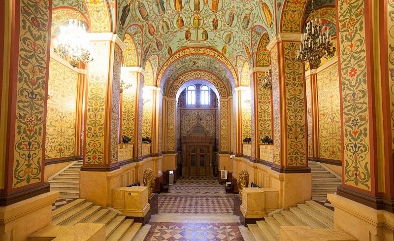 Исторический музей Парадные сени