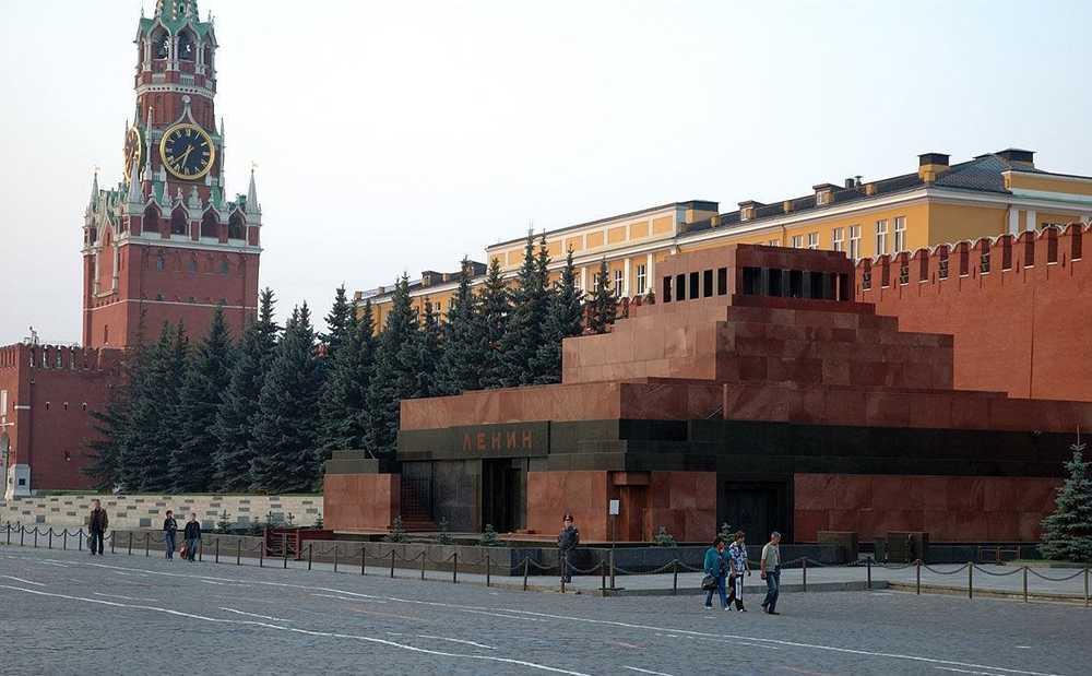 Мавзолей Ленина, Красная площадь