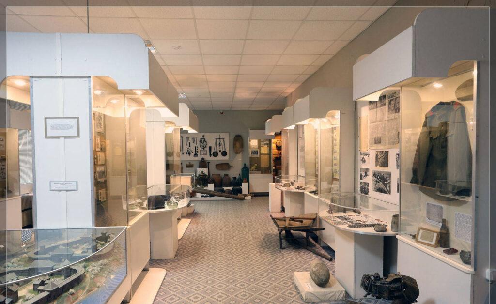 Музей археологии и краеведения Дубна