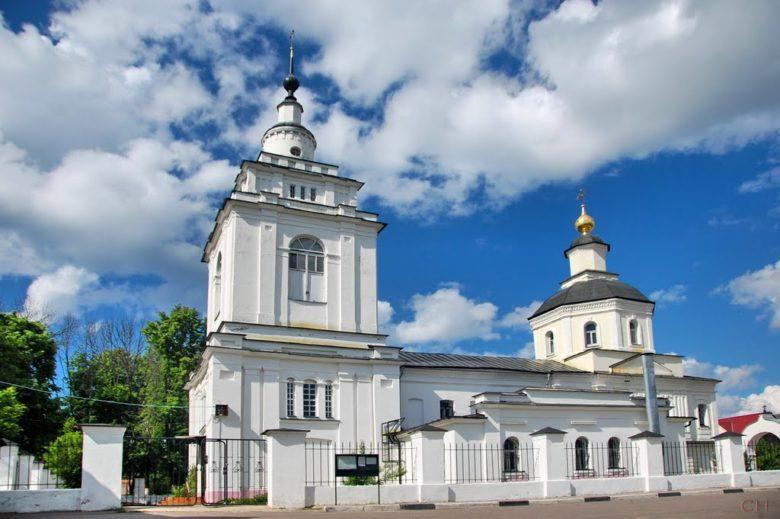 Покровская церковь Руза