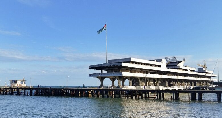 Морской вокзал Сухум