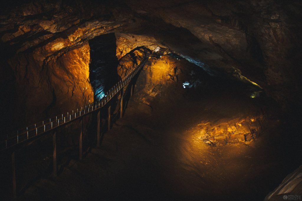 Достопримечательности Нового Афона - пещера