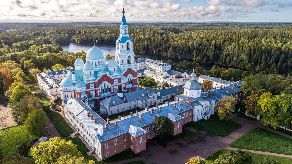 Спасо-Преображенский мужской монастырь Валаам