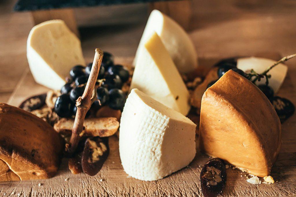 сыр из Абхазии