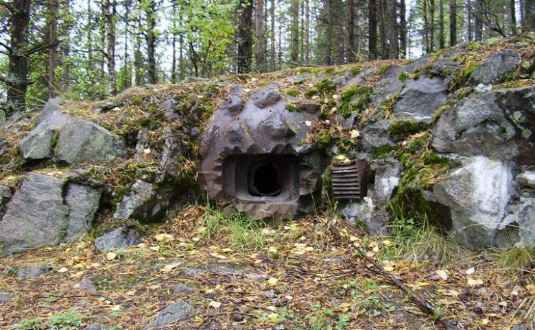 Укрепрайон Медвежьегорск