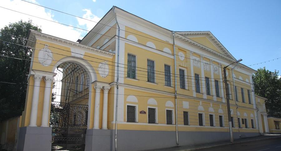 Дом Золототаревых