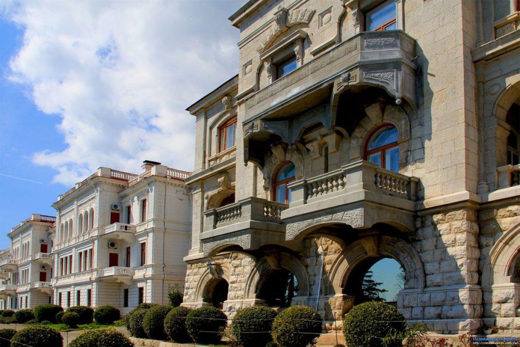 Дворец барона Фредерикса