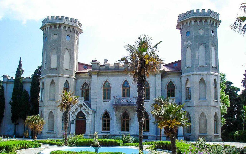 Дворец Голицына Ялта